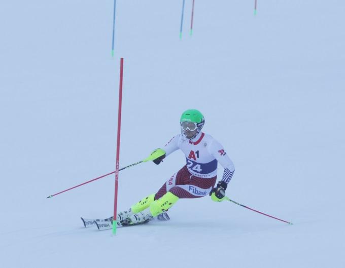 979aae99174 Националът в алпийските ски, Камен Златков спечели днешния слалом за купа
